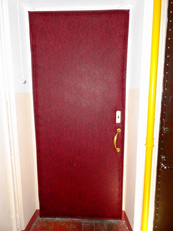 Монтаж дверной фурнитуры филенчатой двери