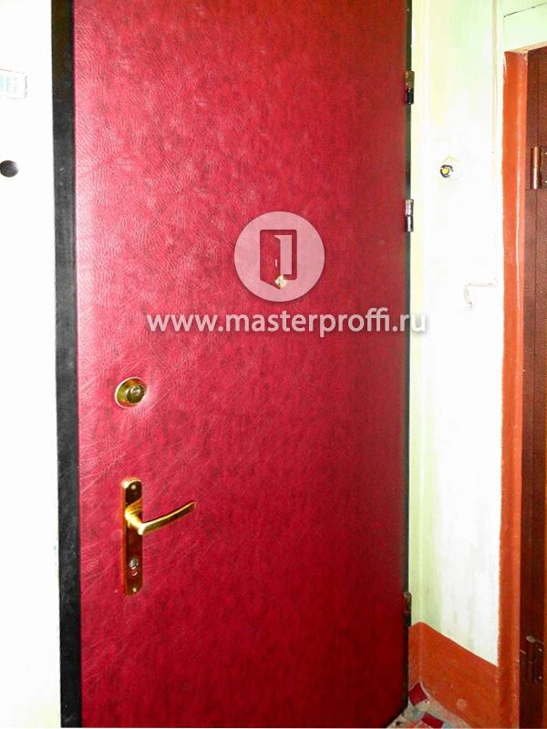 Звукоизоляция дверей квартиры